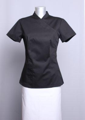 bluza ženska za liječnice, kute liječničke radna medicinska odjeća, odjeća za frizere