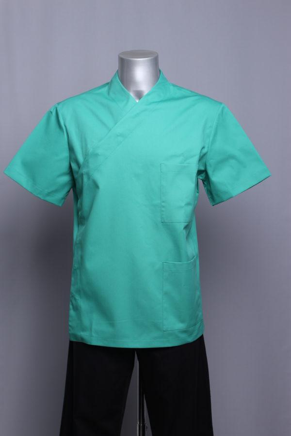 bluza muška radna operacijska, medicinska radna odjeća, medicinske kute, operacijska bluza