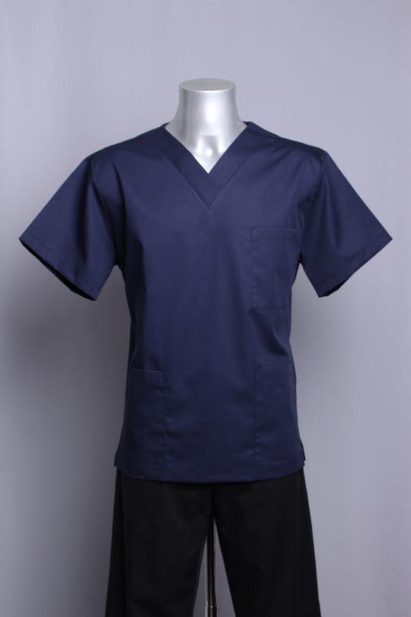 bluza muška za liječnike i wellness, kuta za medicinare, lijećnička kuta, operacijska bluza