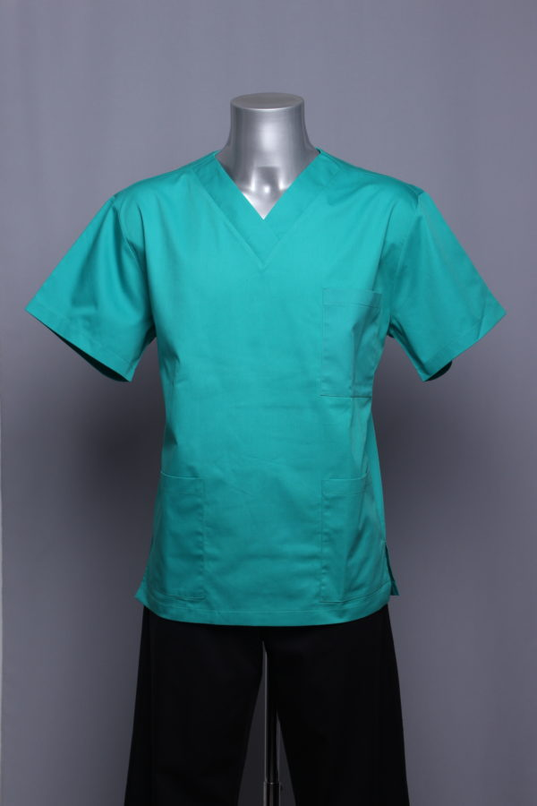 bluza medicinska za muškarce,, kuta liječnička, bluza za operacije