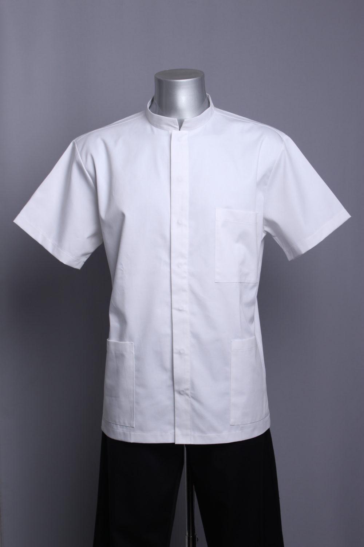 kute zagreb, medicinska radna odjeća, liječničke kute, bluza muška za liječnike, bluza muška za wellness