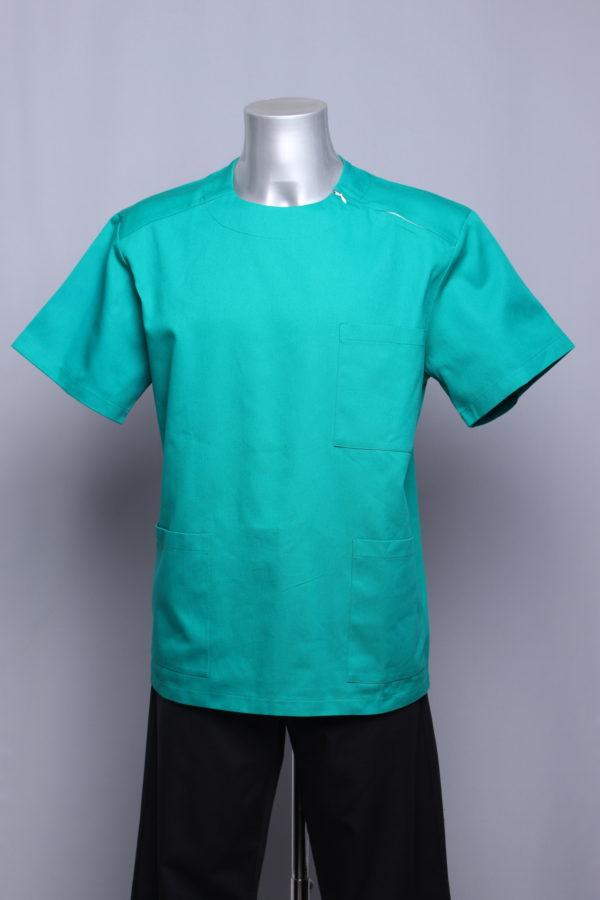 bluza operacijska, bluza za liječnike zelena, work clothes, medicinska radna odjeća, liječnička kuta