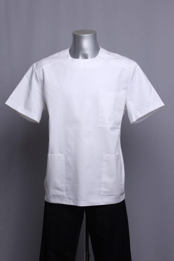 bluza muška za liječnike, medicinske kute, radna odjeća,
