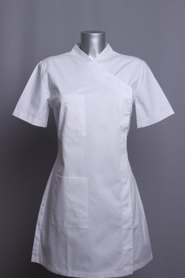 women's work clothes, uniforms for spa and doctors, nurse