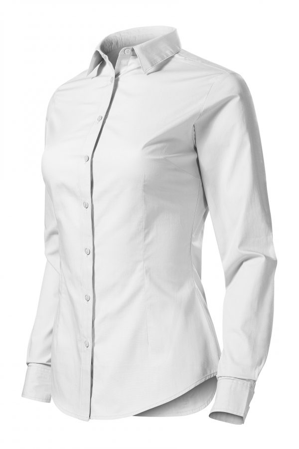 women's shirt long sleeves for spa, welness, receptions, doctors