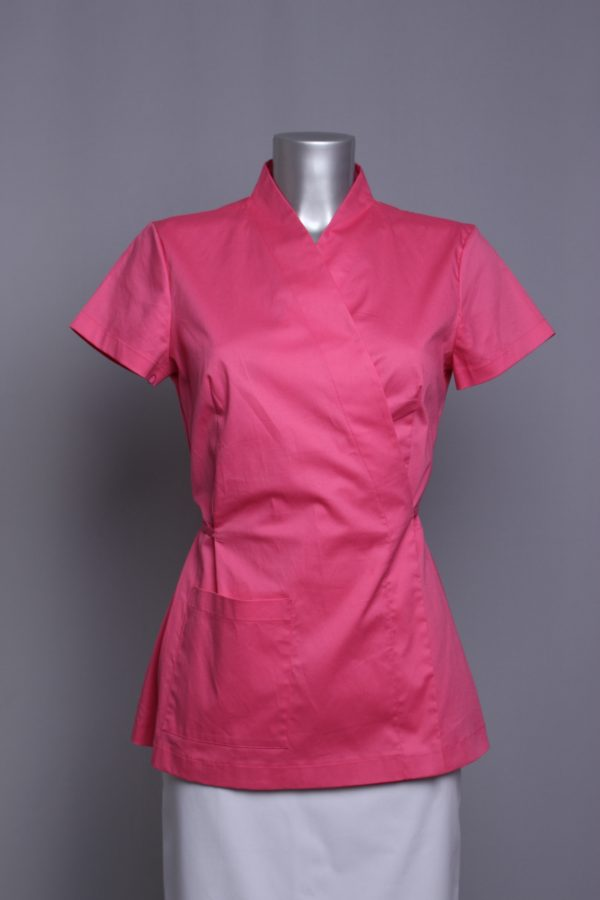 medical working clothes for doctors, hairdressers, wellness and spa