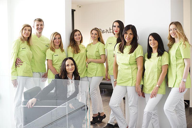 radna medicinska odjeća i odjeća za recepcije